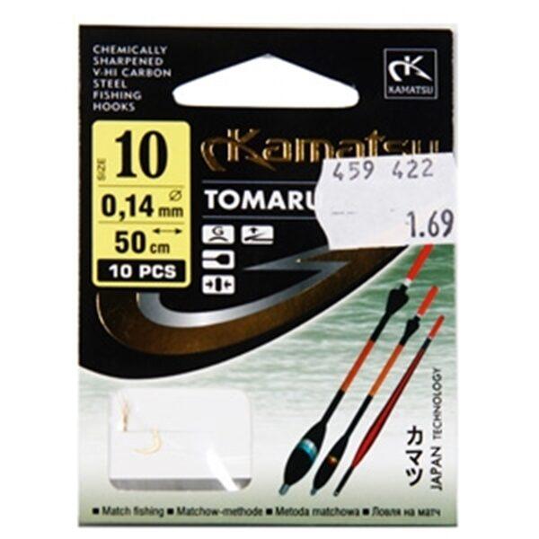 KAMATSU Tomaru (match)