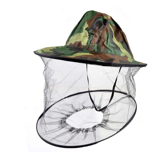 Kepurė nuo uodų