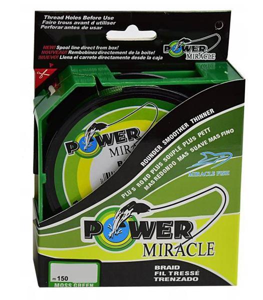 Pintas valas MIRACLE FISH Power Miracle