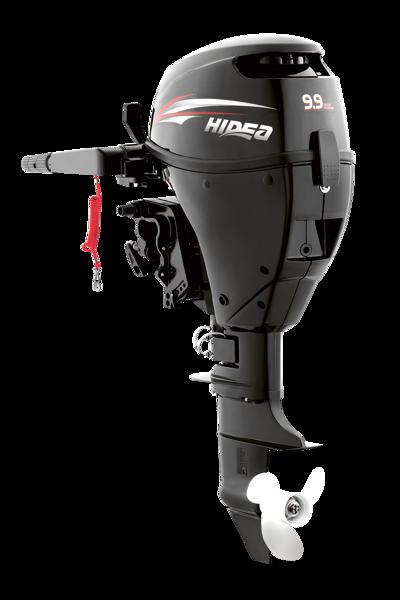 HDF9,9 keturtaktis pakabinamas valties variklis HIDEA HDF9,9