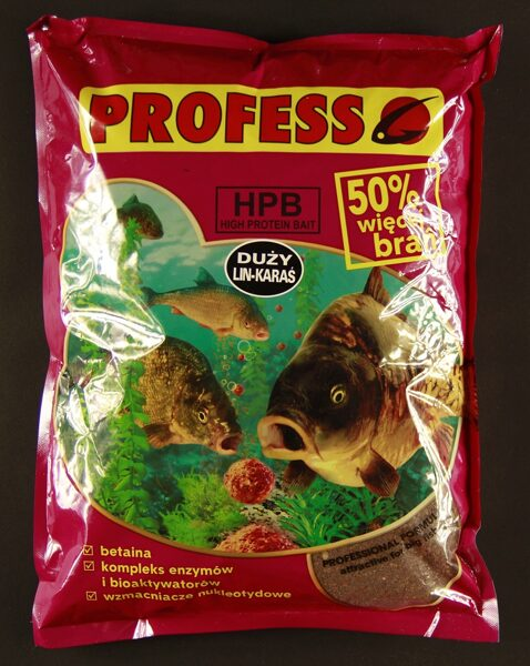 PROFESS H.B.P. Didelis Lynas-karosas (rudas)