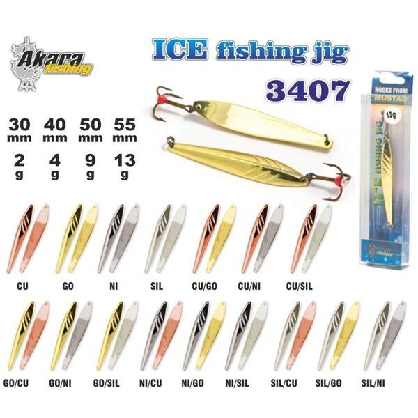 """""""Ice Jig 3407"""""""