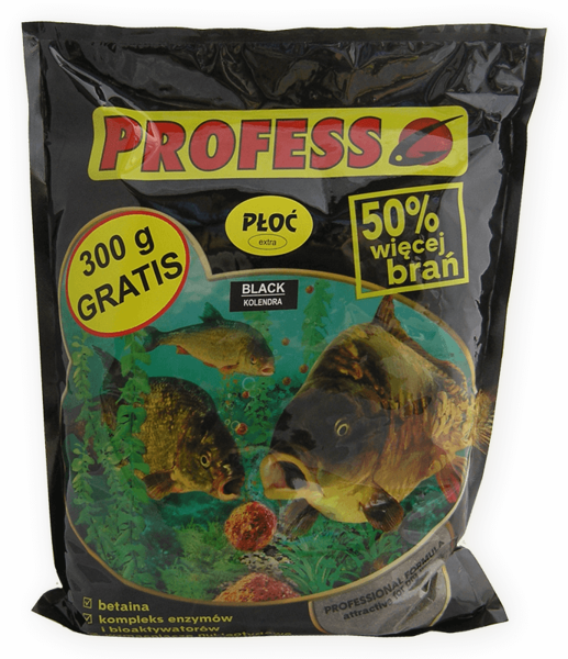 Jaukas PROFESS EXTRA Kuoja + kalendra (juodas)
