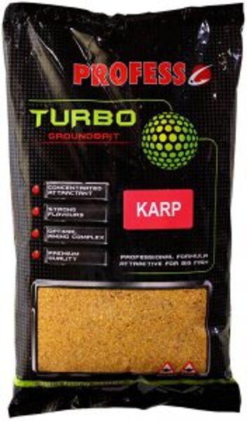 PROFESS TURBO Karpis (geltonas)